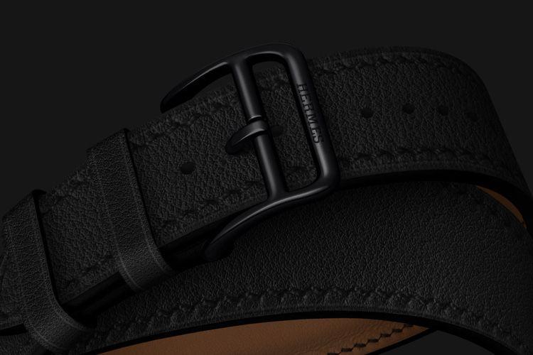 L'AppleWatch Series5 Hermès noir sidéral est à nouveau disponible