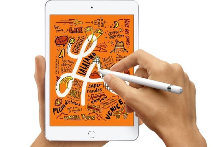 Promo : l'iPadmini 5 descend à 378€