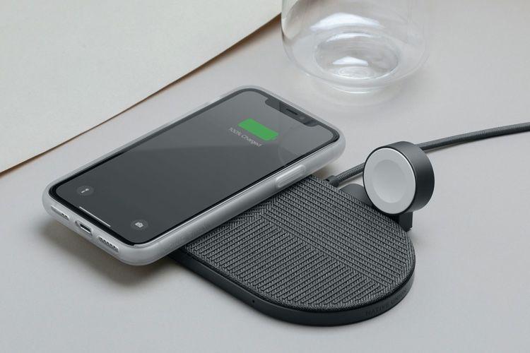 Un nouveau chargeur sans fil Native Union pour trois appareils, dont l'AppleWatch