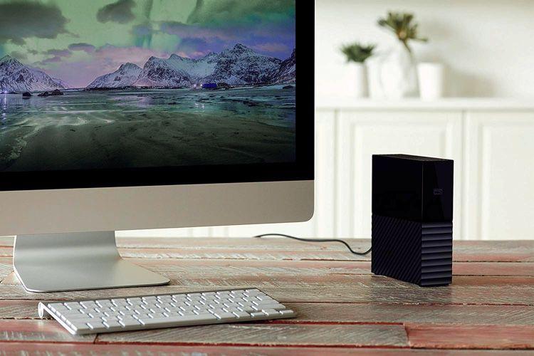 Promo: un disque dur externe de 12To pour 203€