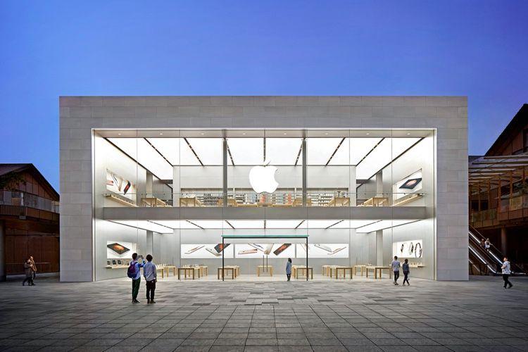 Coronavirus: Apple rouvre 10 boutiques supplémentaires en Chine
