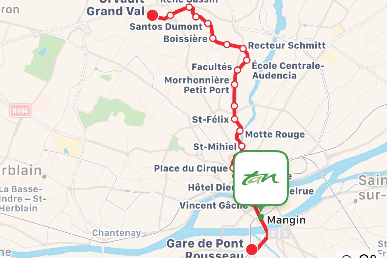 Plans : Apple ajoute les bus, métros, trams et trains partout en France 🆕