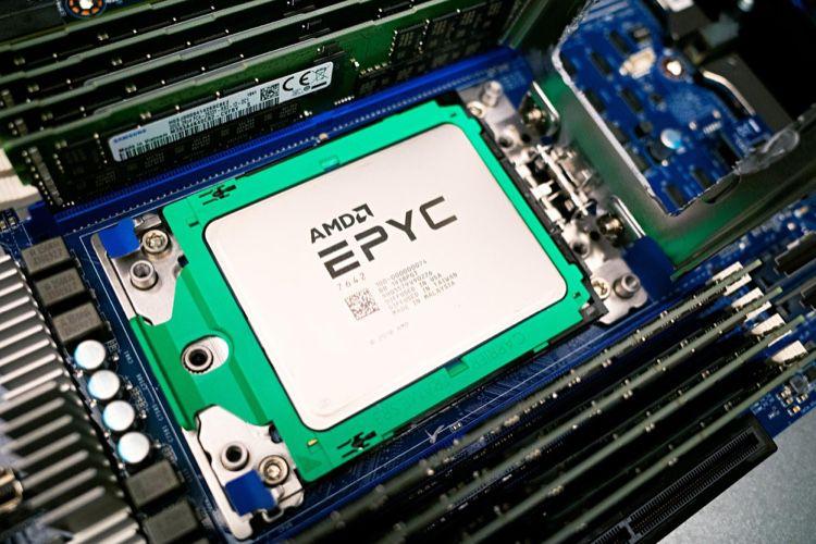 AMD menace aussi Intel dans le monde des serveurs