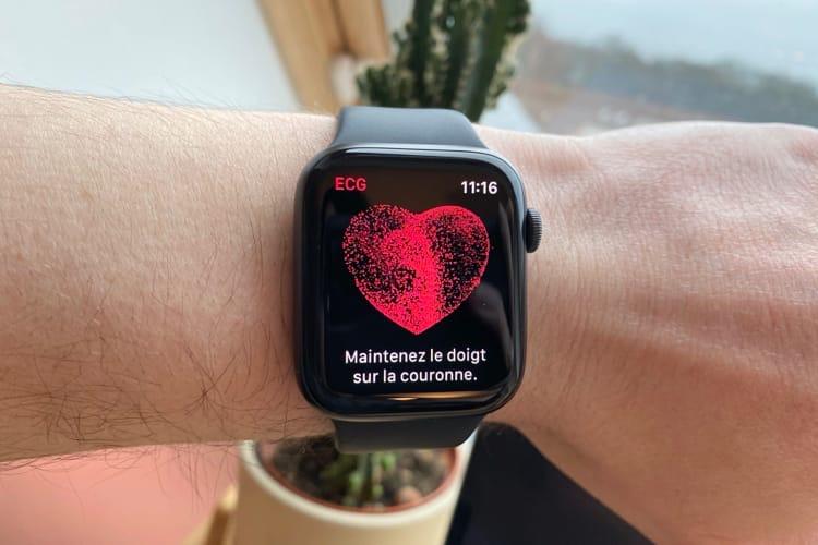 L'AppleWatch passerait à côté de 30 à 60% des cas de  fibrillation auriculaire