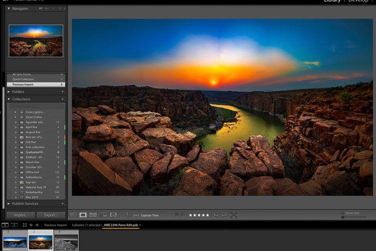 Lightroom : LR Classic continue sa route et Split View sur iPad