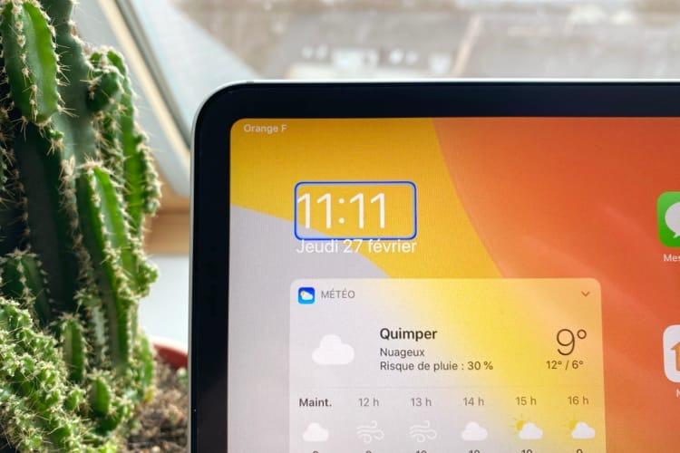 Accessibilité: iOS13.4 active l'accès complet au clavier