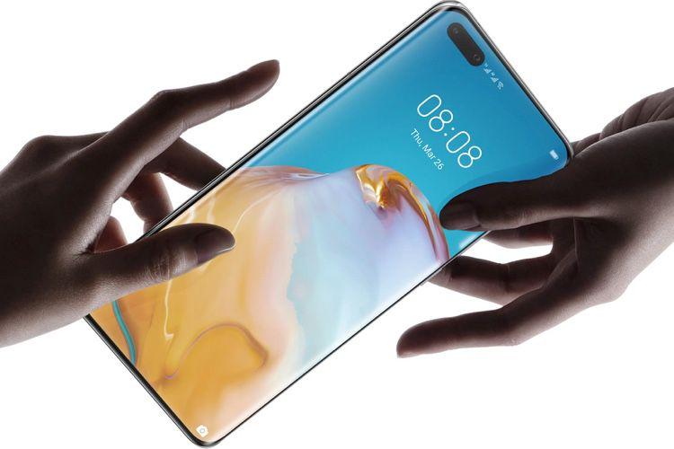 Huawei P40: du matériel de pointe orphelin de Google