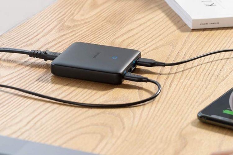 Test du chargeur Anker PowerPort Atom III Slim USB-C