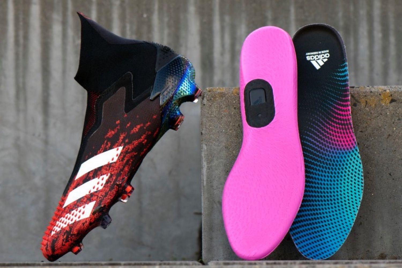 Adidas, EA et Google lancent un capteur de semelles pour fans de foot