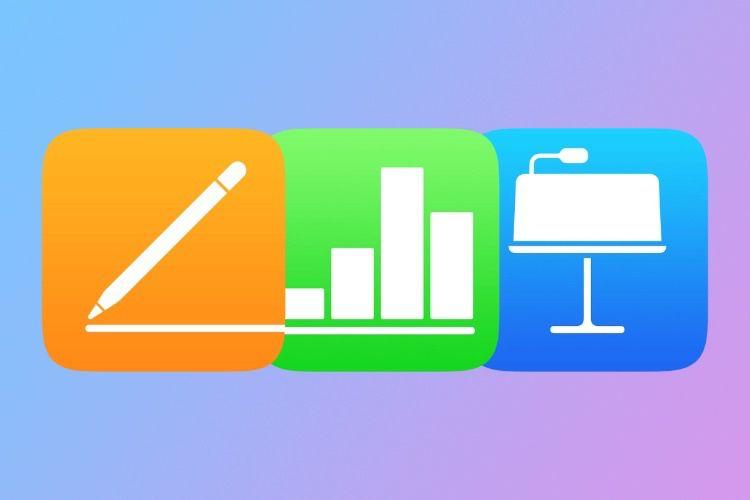 Pages, Numbers, Keynote et iMovie : support du trackpad d'iPadOS 13.4 et de nombreuses autres nouveautés