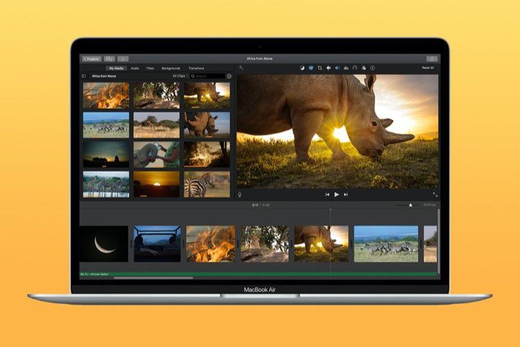 Le MacBookAir 2020 Core i3 plus rapide que l'ancien Core i5 sur Geekbench
