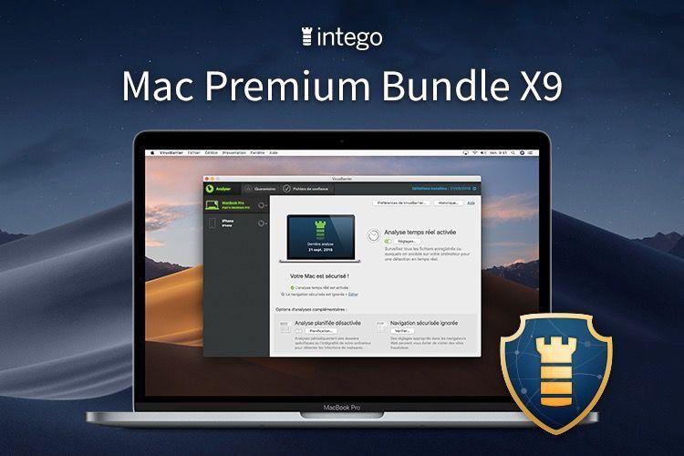 Télétravail : - 50 % sur les solutions Intego pour entretenir, protéger et sécuriser votre Mac 📌