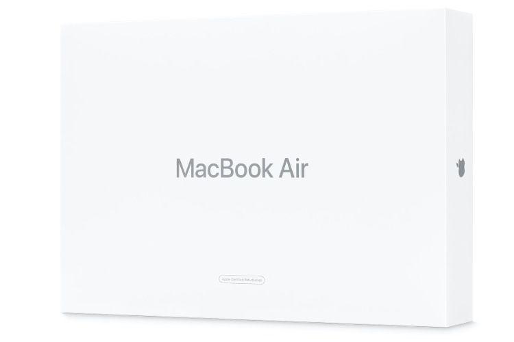 Bientôt sur le refurb, prix canon sur le MacBookAir : à partir de 769€!