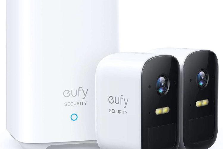 Les caméras eufyCam 2 gagnent la «vidéo sécurisée HomeKit»