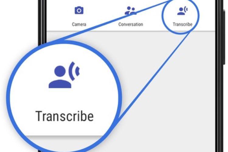 Google Traduction retranscrit les discours sur Android et plus tard sur iOS