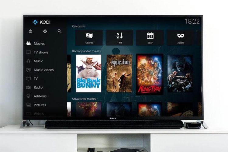 Kodi 19 sera compatible avec l'AppleTV, mais toujours pas sur l'AppStore