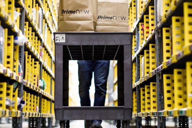 Amazon France va se concentrer sur les produits dits essentiels