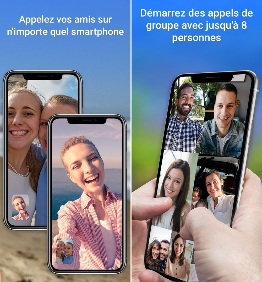 Attention, l'application iOS partage vos données à Facebook — Zoom