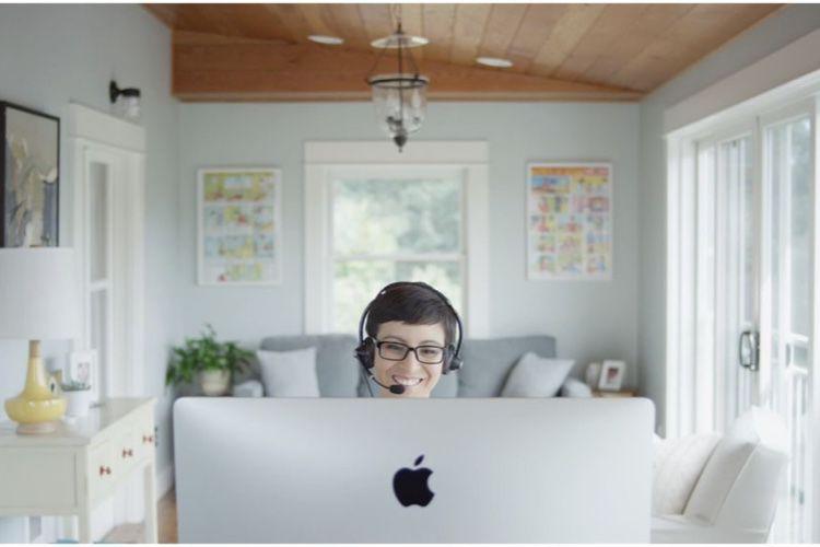 Des employés d'AppleStore vont faire de l'AppleCare depuis la maison