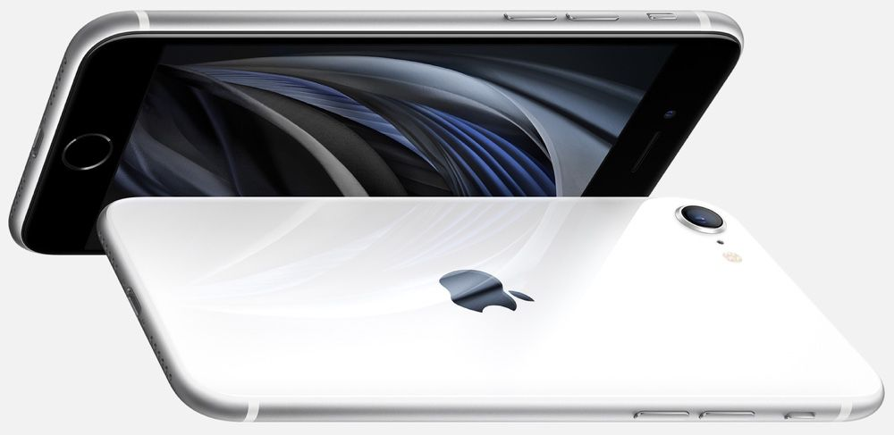 Apple présente l'iPhone SE (2020), à partir de 489