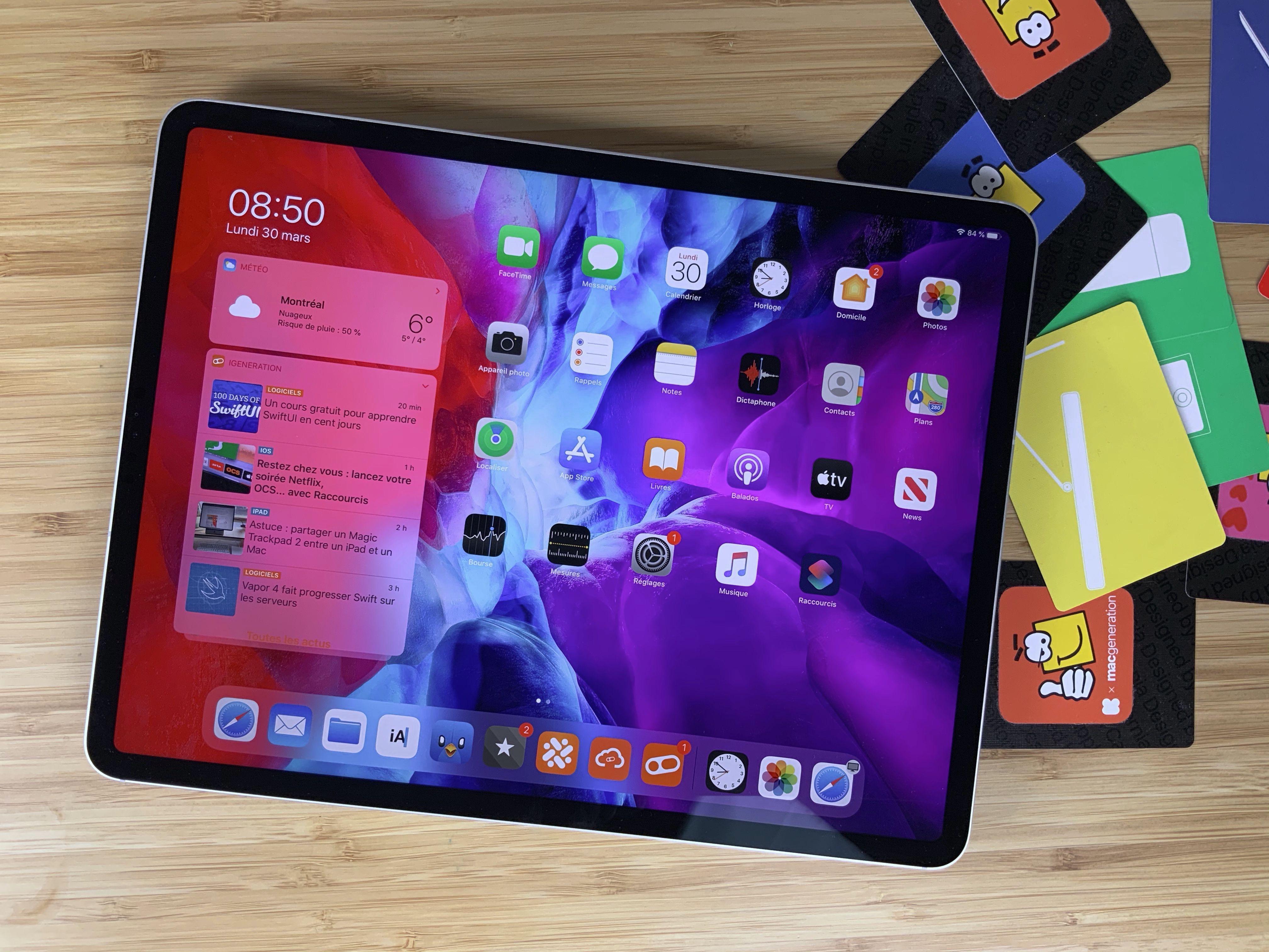 L'iPad Pro à écran mini-LED reste espéré pour le tout ...