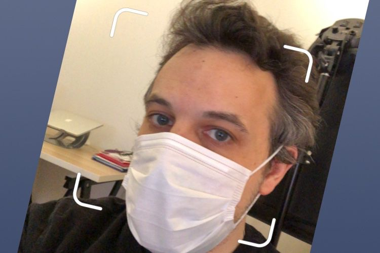 Porter un masque va vous faire détester FaceID