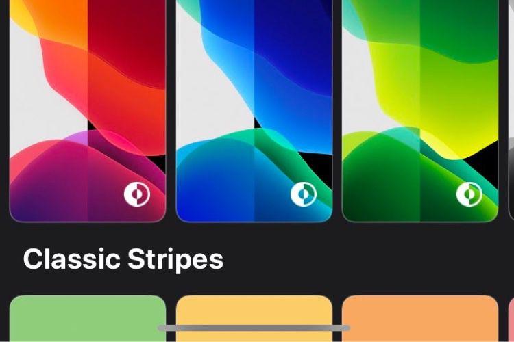 iOS 14 : les nouveaux réglages pour les fonds d'écran, et… des widgets pour l'écran d'accueil?