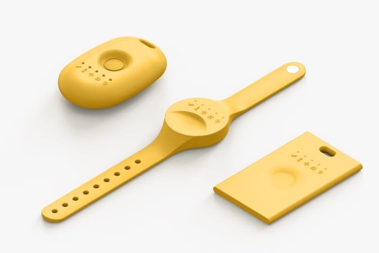 Le bracelet connecté peut-il être une alternative aux apps de traçage?