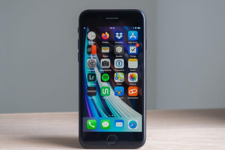 Test de l'iPhone SE2020: un bon vieil ami