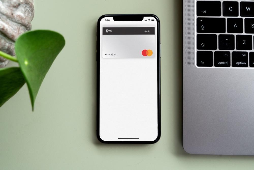 N26 et Boursorama activent Apple Pay dès l'ouverture du compte