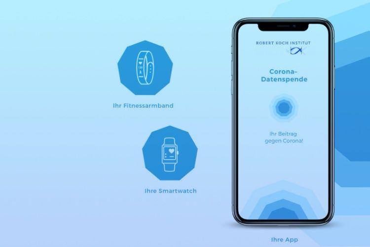 Coronavirus : en Allemagne, une app pour suivre les porteurs d'AppleWatch et de traqueurs d'activité