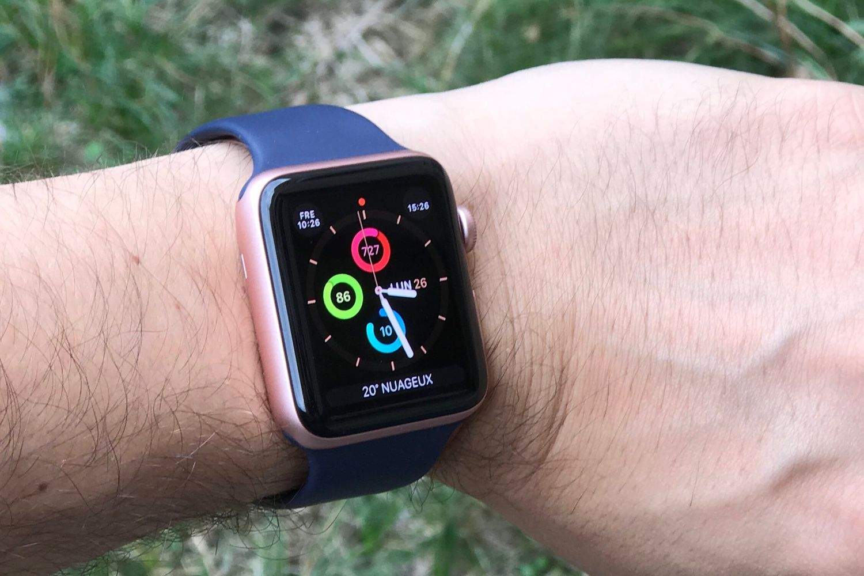 watchOS6.2.1 tarde à venir sur des AppleWatch Series1et2