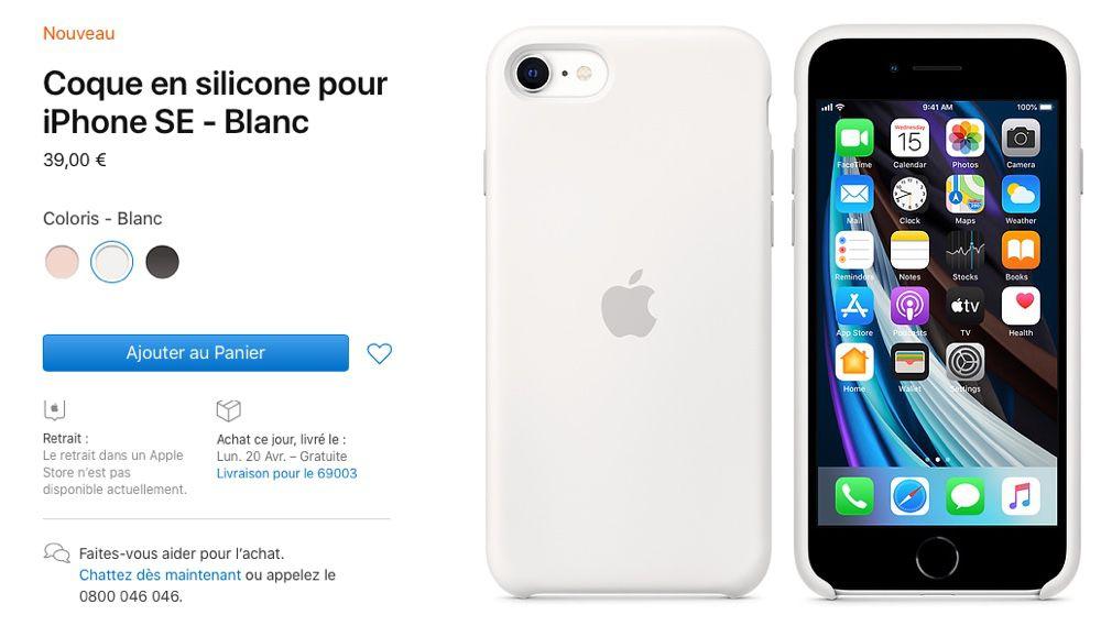 iPhone SE 2020 : des accessoires (forcément) déjà prêts et un ...