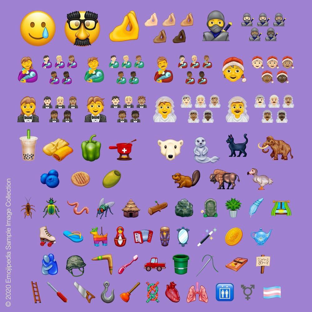 Il Pourrait Ne Pas Y Avoir De Nouveaux Emojis En 2021 Igeneration