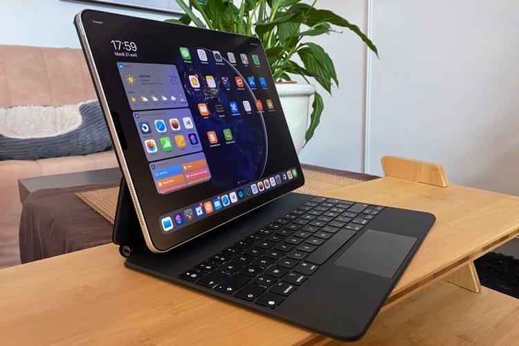 Test du Magic Keyboard pour iPadPro