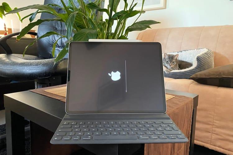 Il est grand temps que l'iPad (Pro) bascule en mode paysage par défaut