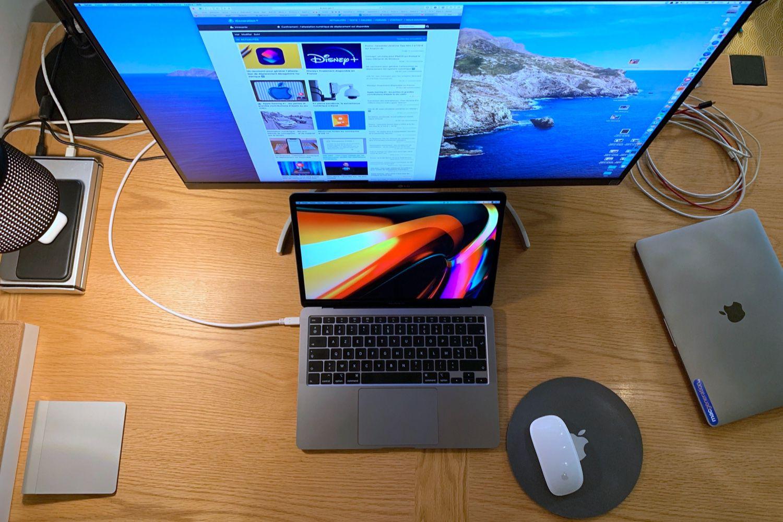 Premières impressions du MacBookAir2020