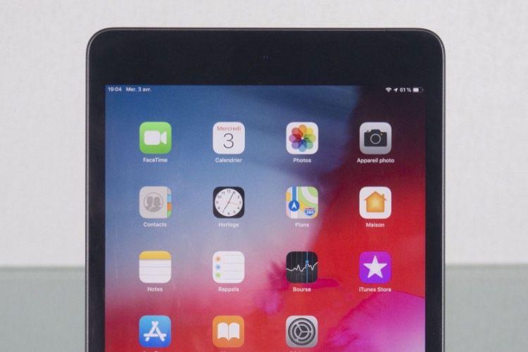 Un iPad «mini» de 9 pouces serait dans les tuyaux d'Apple