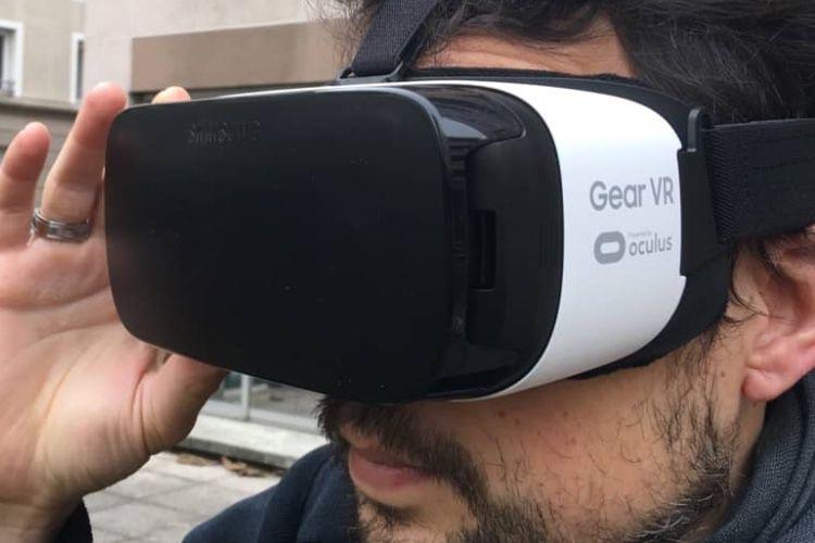 Samsung ferme discrètement la porte à la réalité virtuelle