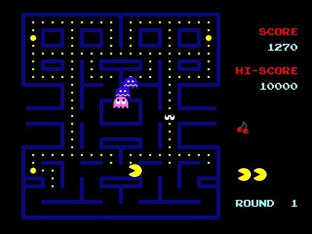 Jeux d'arcade: Le glouton Pac-Man fête ses 40 ans