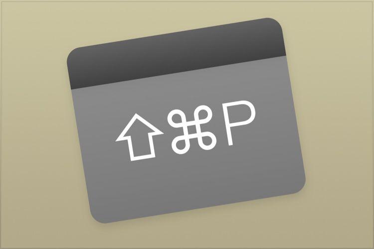Paletro active une palette de commandes dans toutes les apps de votre Mac