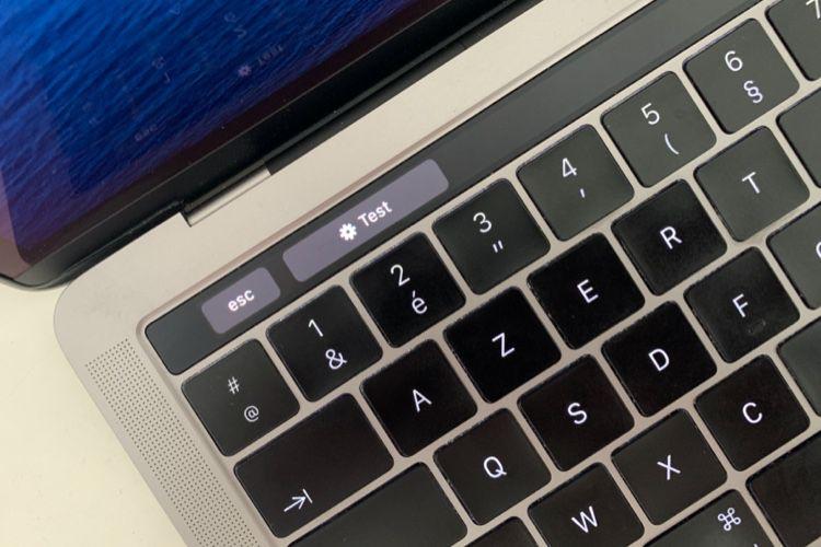 macOS Catalina: deux nouvelles options pour la Touch Bar