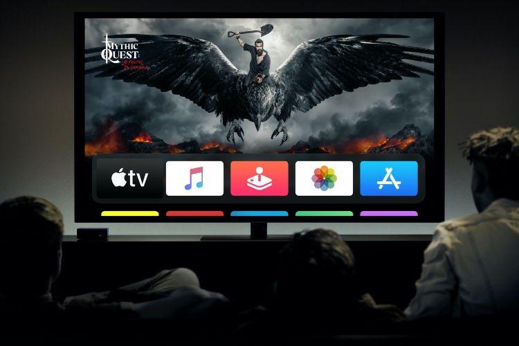 AppleTV+ n'a pas profité du confinement