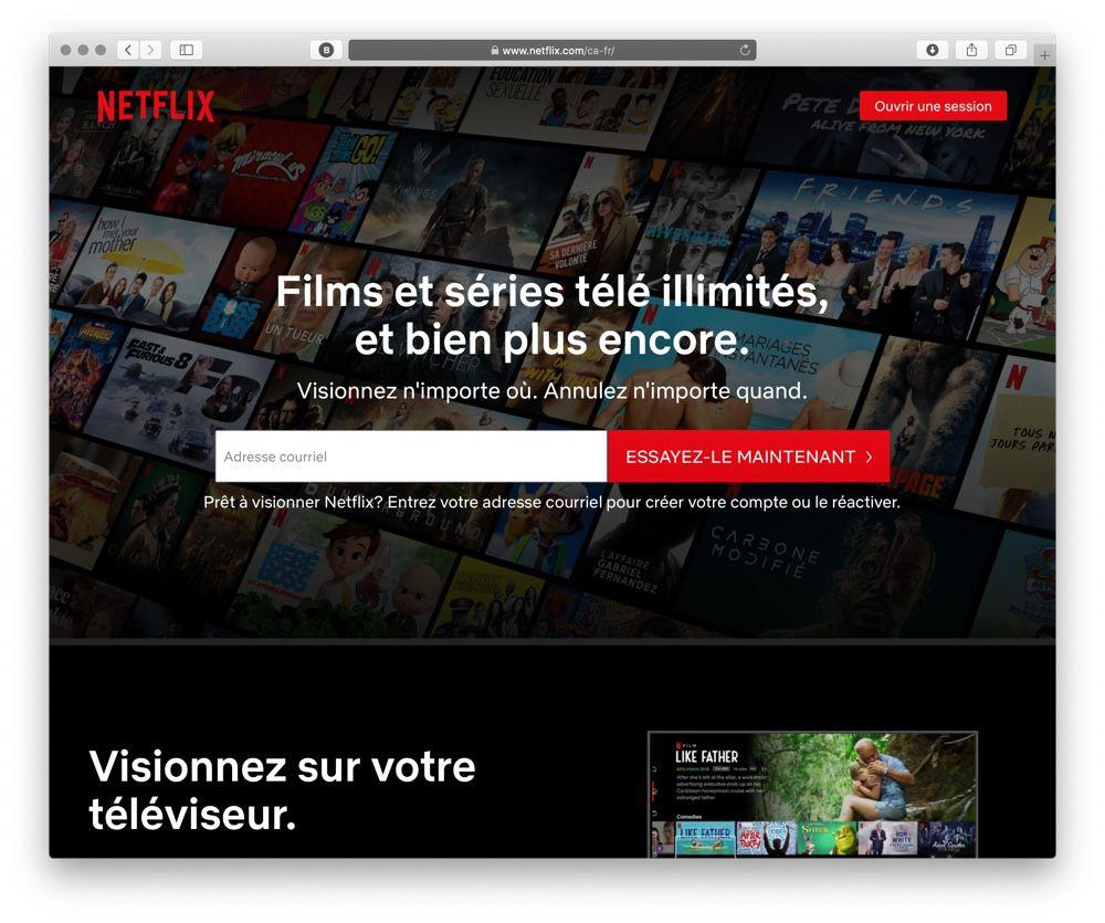 Netflix va supprimer les comptes inactifs depuis trop longtemps