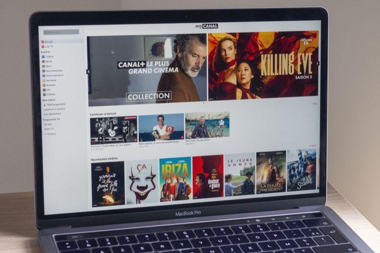 👑 Aperçu de l'app myCanal pour Mac bientôt disponible