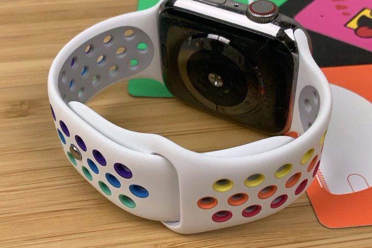 AppleWatch: 1 mois de délai pour le Nike Pride Edition