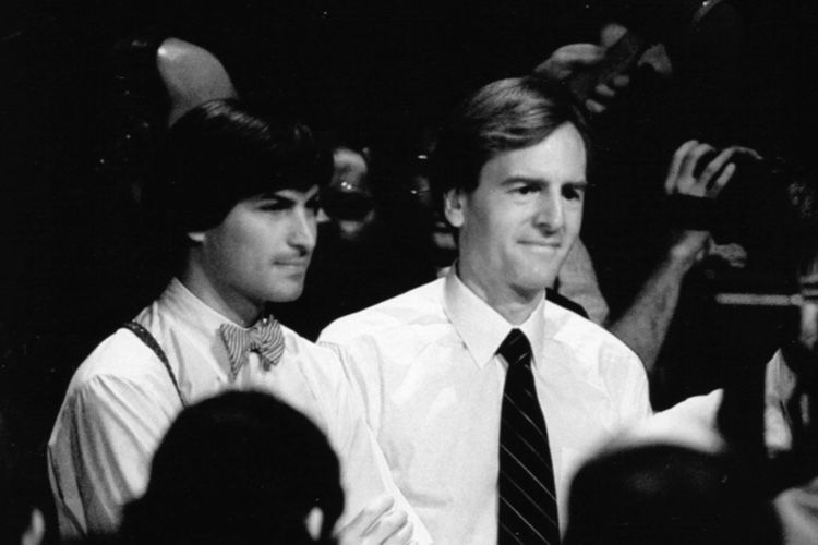Il y a 35 ans, Apple se débarrassait de Steve Jobs