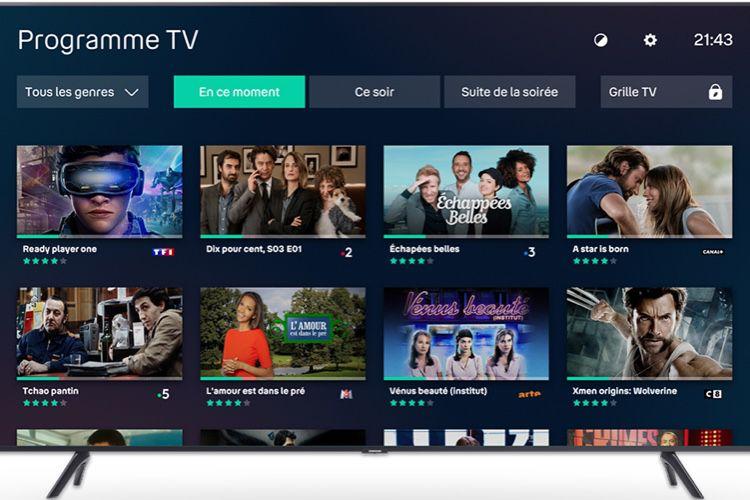 Bouygues Telecom: une nouvelle offre fixe sans décodeur, mais avec un téléviseur Samsung