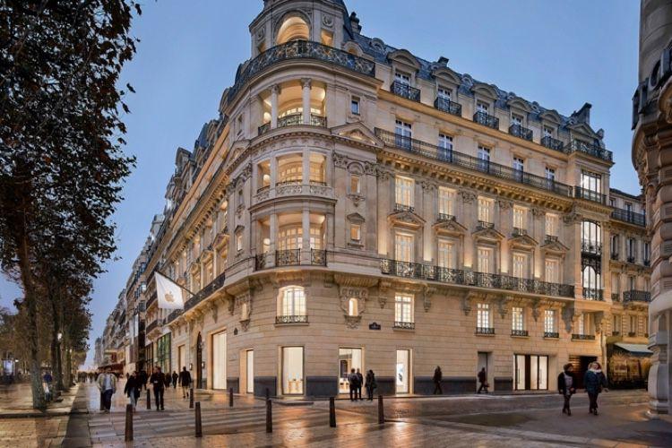 AppleStore : pas de date de réouverture pour la France