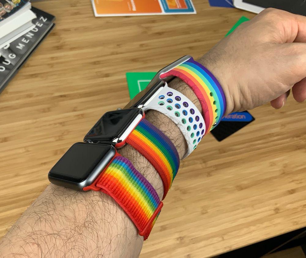 Bracelets Pride : des arc-en-ciel plein le poignet 🌈